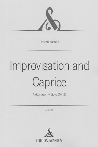Improvisation and Caprice