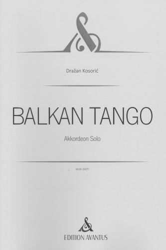 Balkan Tango