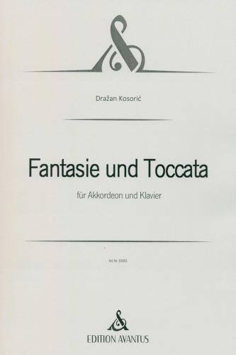 Fantasie und Toccata